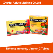 Enhance Immunity Vitamin C Tablets
